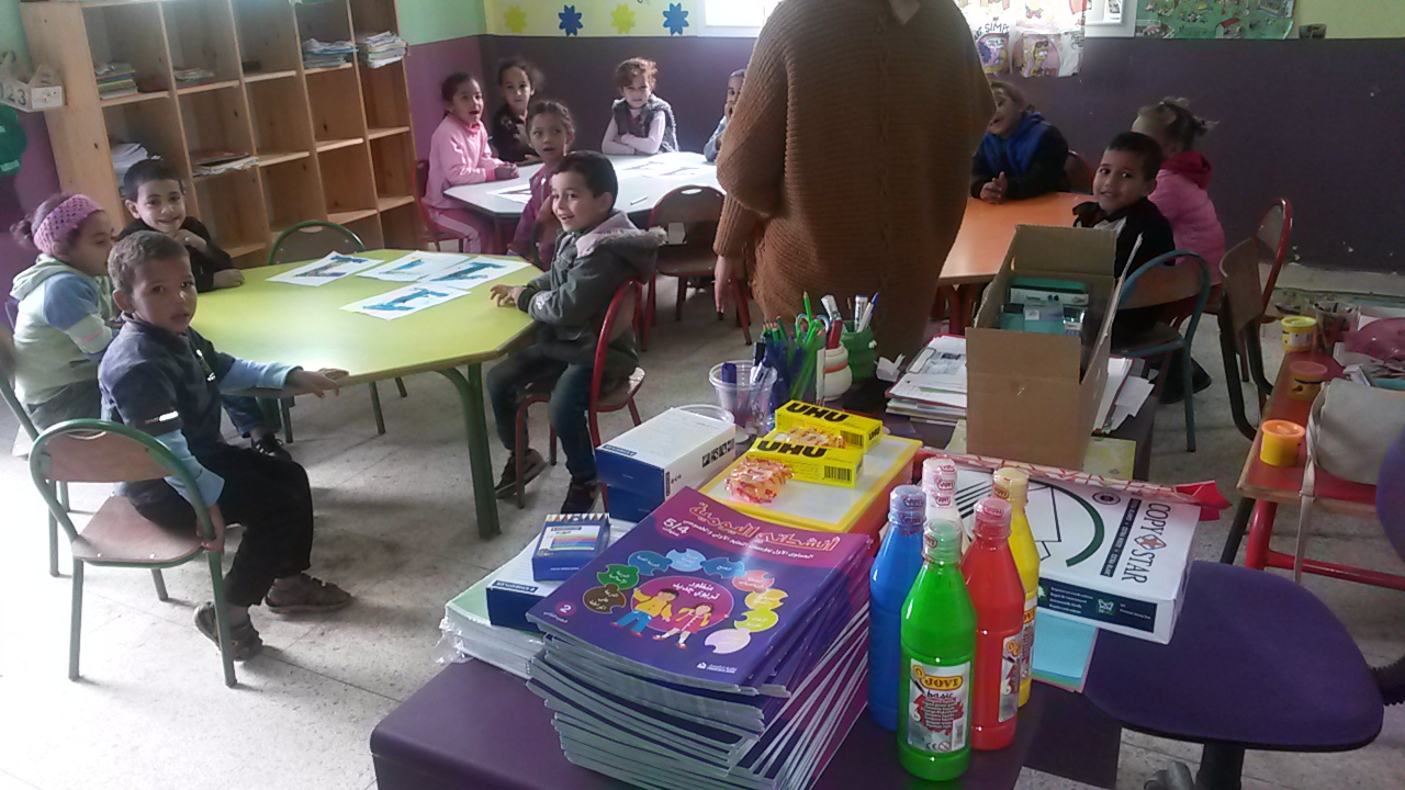 Projet Ecole Type : Préscolaire